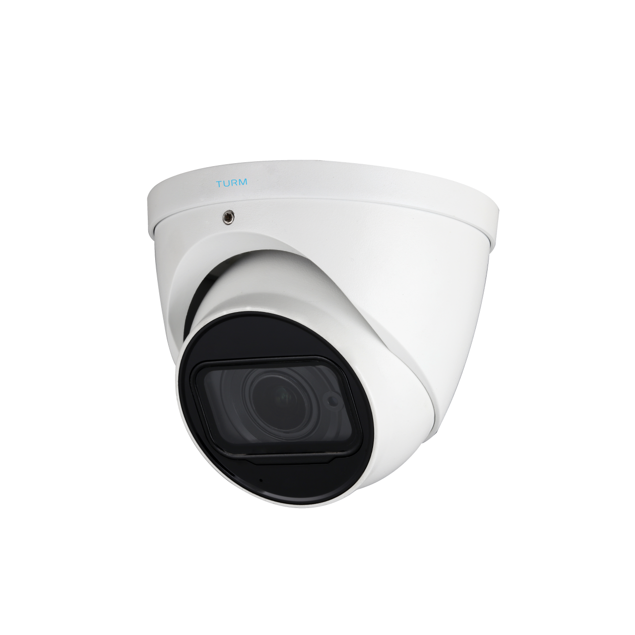 TURM HDCVI Lite 4 MP Eyeball Kamera mit 60m Nachtsicht und 2.7-12mm Motorzoom