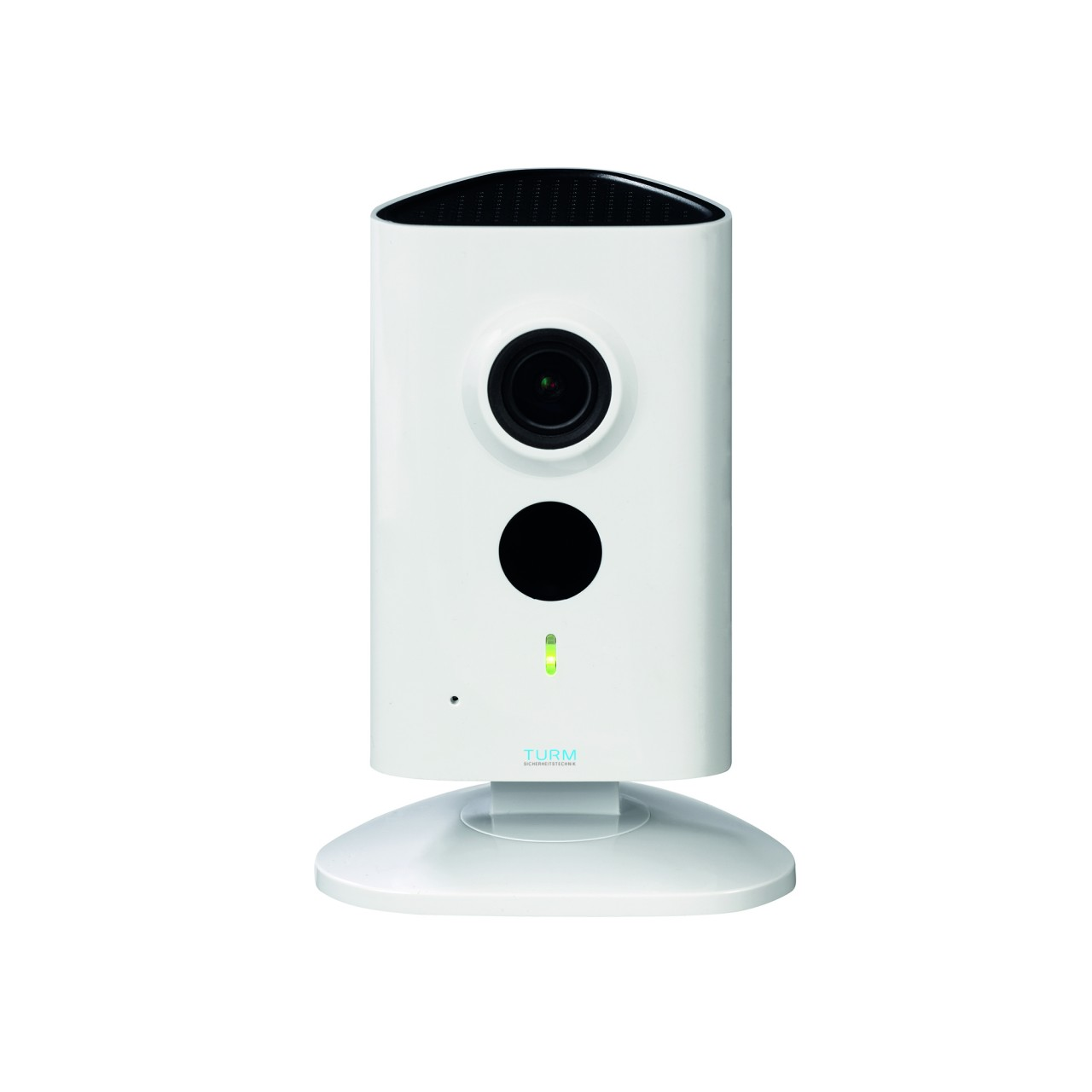 TURM WLAN Smart Home 3 MP IP Kamera mit 120° Weitwinkel und Intercom