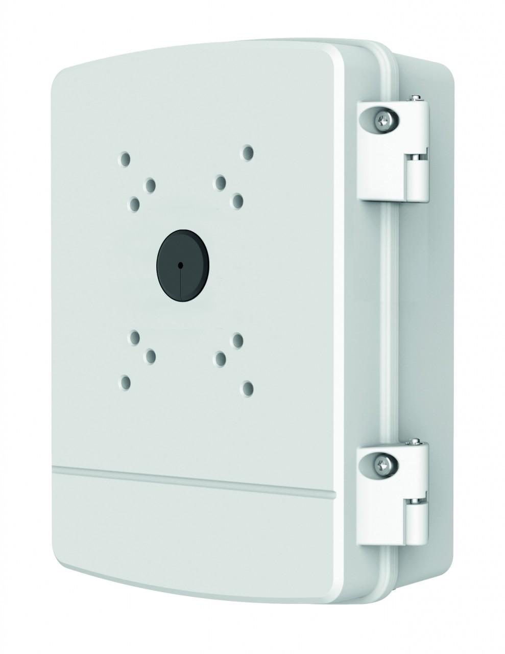 TURM witterungsfeste Box für 24V Netzteil und PTZ Kamera Montage