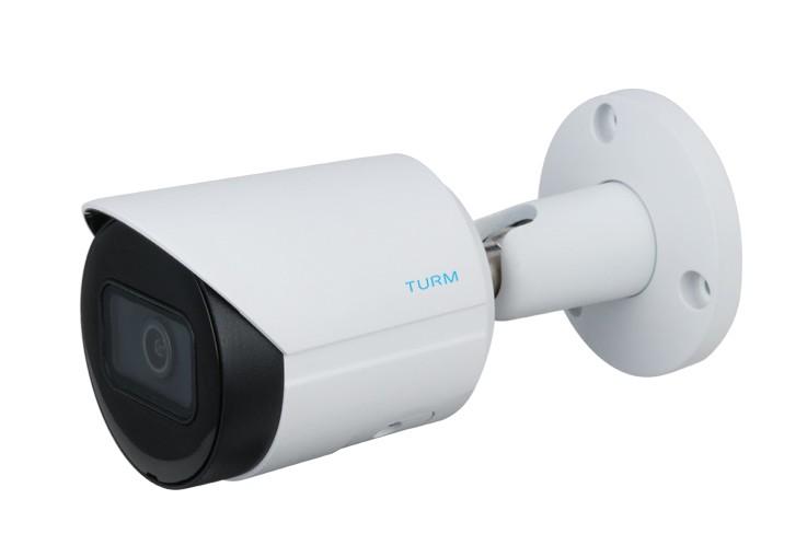 TURM IP Lite 4 MP Bullet Kamera mit 30m Nachtsicht, PoE und WDR