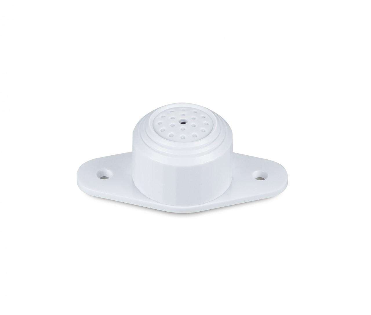 TURM Mikrofon für Videoüberwachungssysteme für Flächenweite bis 40 qm