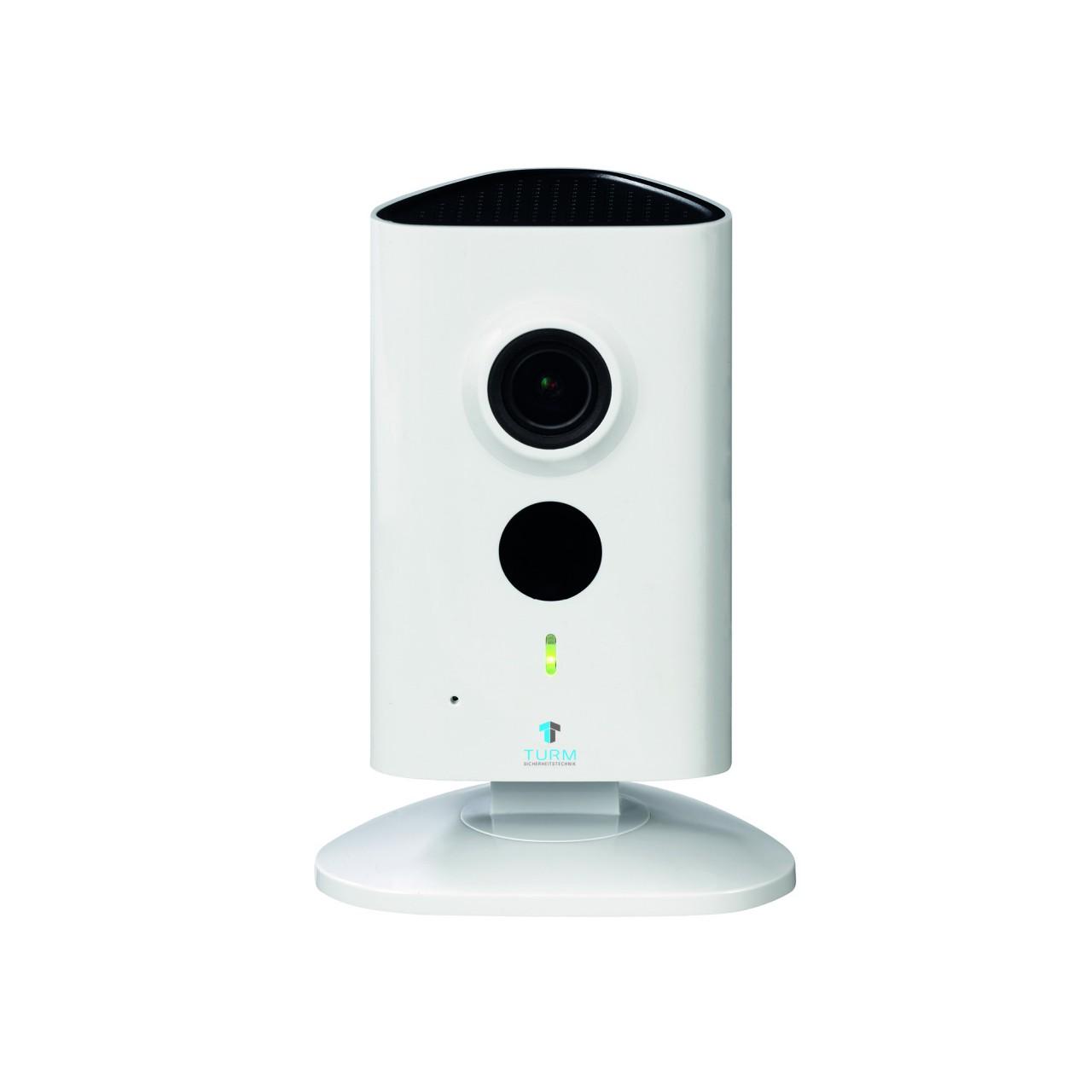 Smart Home IP Netzwerk WLAN 3 Megapixel Überwachungskamera, 10m Nachtsicht, 120° Blickwinkel